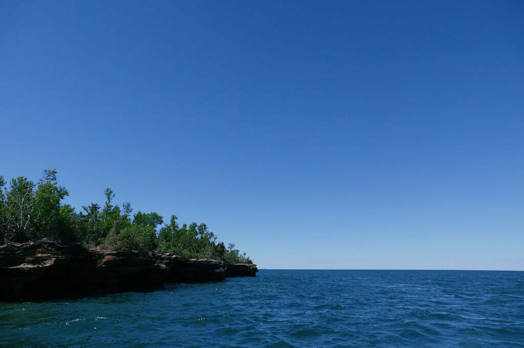 apostle islands wisconsin