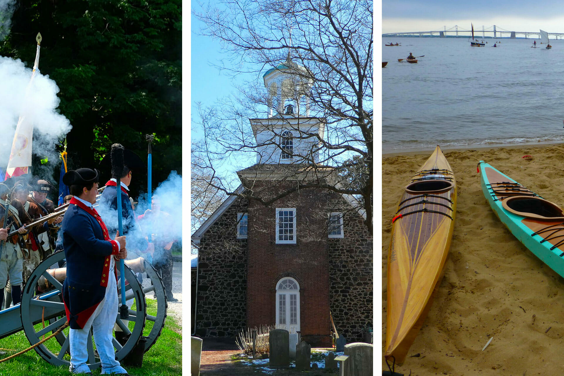 Delaware National Parks 2021: Insider Tips for all 4 Sites via @allamericanatlas