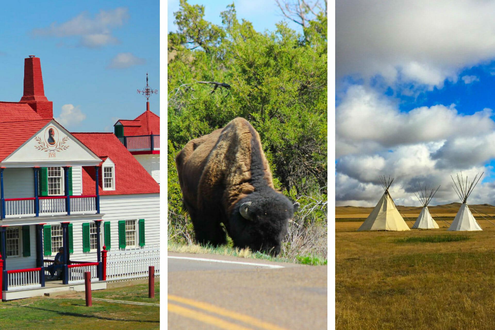 5 Best North Dakota National Parks (Insider Tips + Guides) via @allamericanatlas