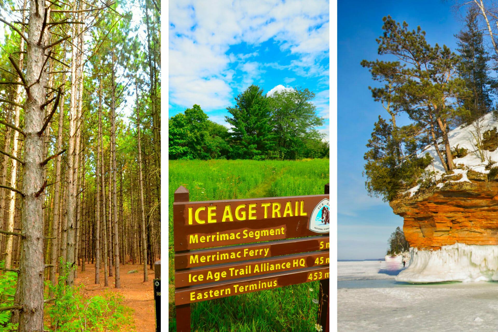 4 Best Wisconsin National Parks: Insider Tips + Guides via @allamericanatlas