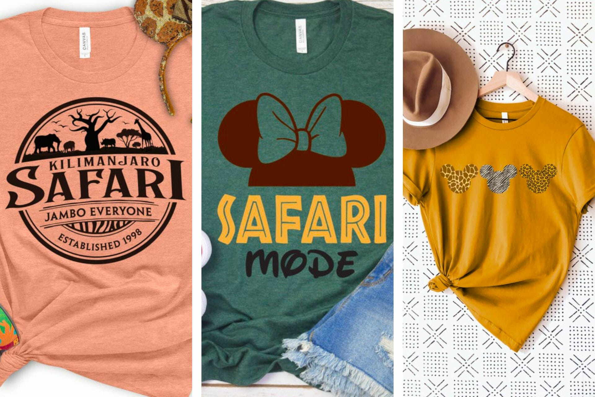 23+ Fantastic Animal Kingdom Shirts for Disney Fans via @allamericanatlas