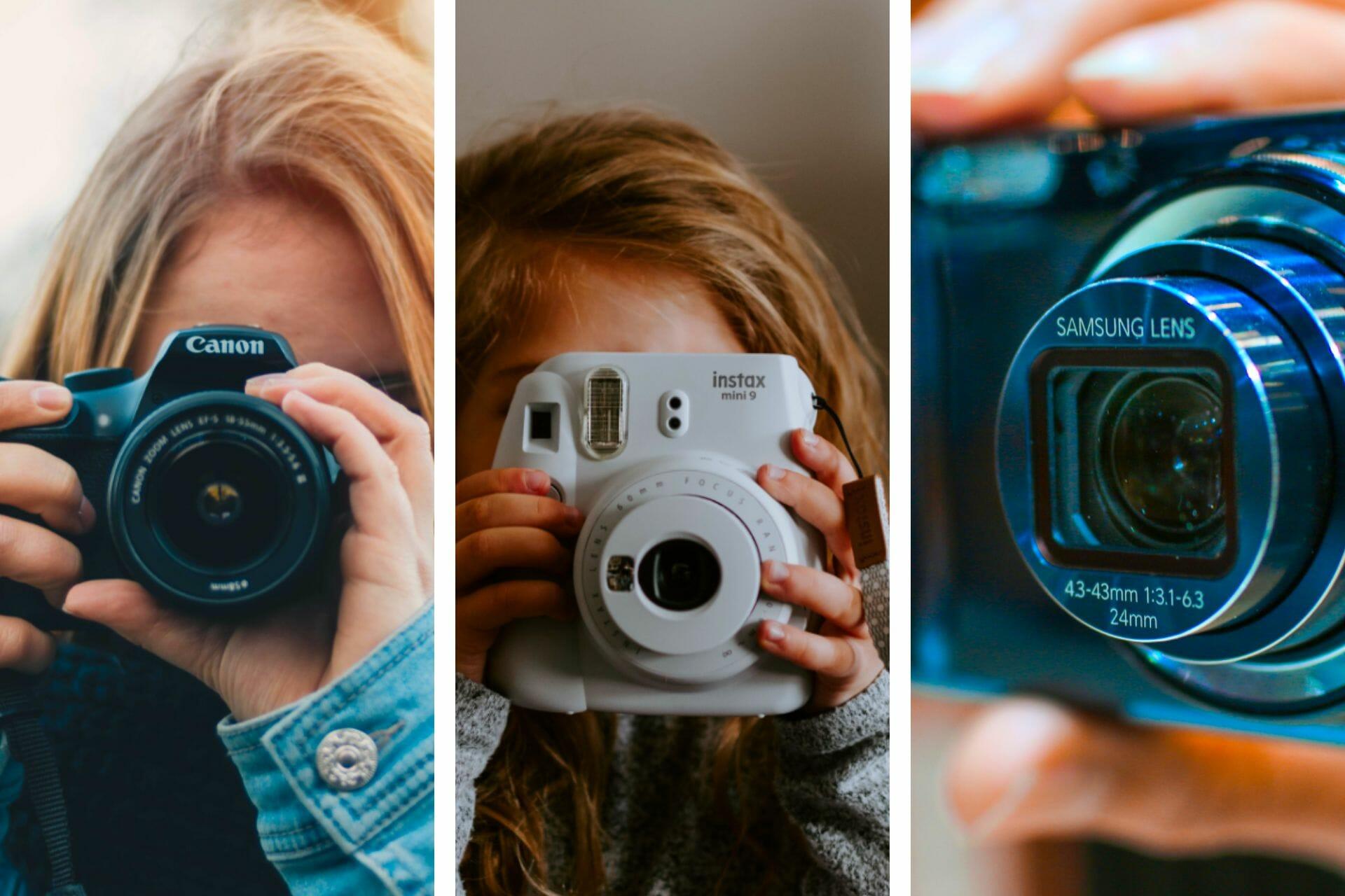7+ Best Cameras for Disney World (for 2021) via @allamericanatlas