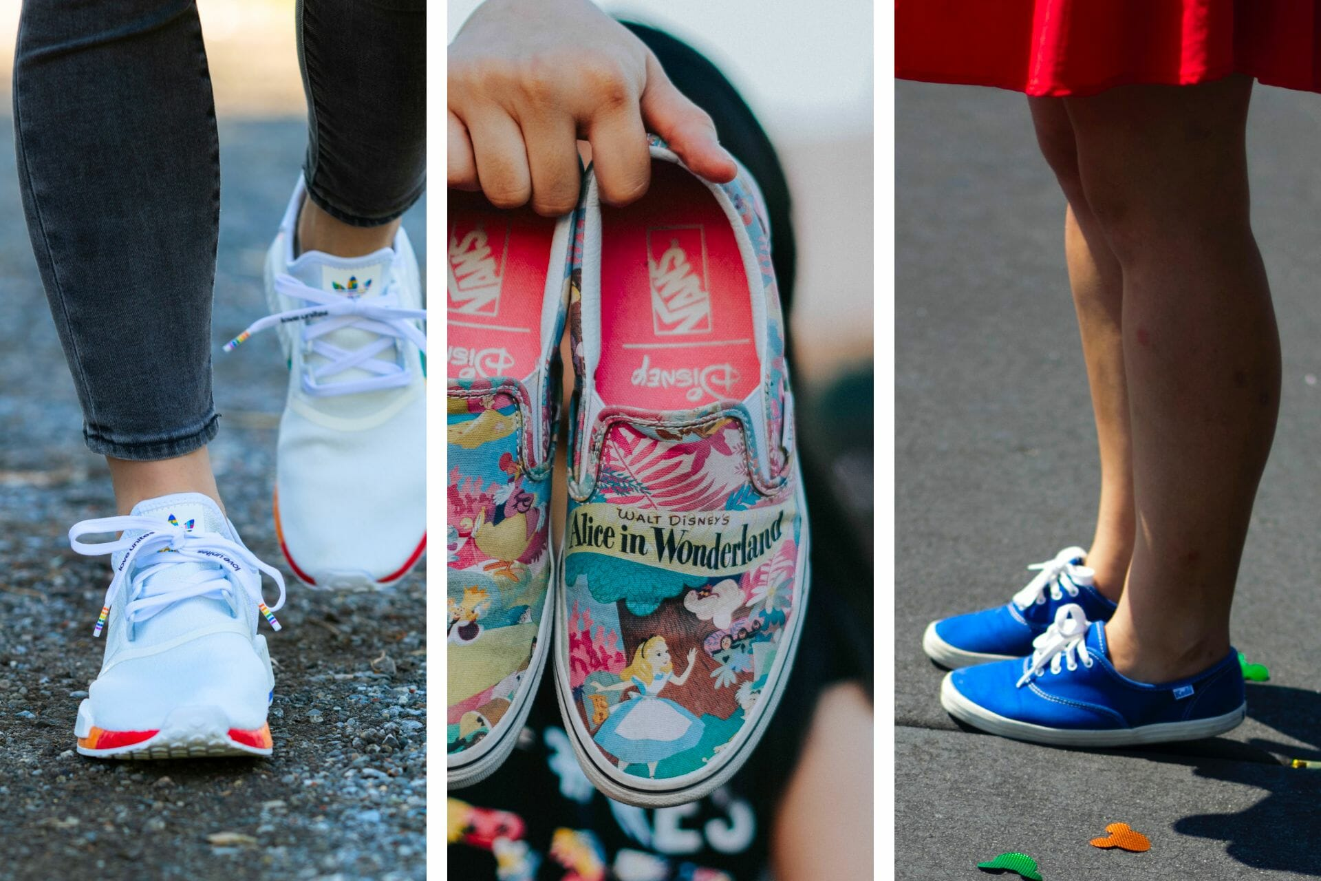 19+ Best Shoes for Disney World: #1 Buying Guide for Kids + Adults! via @allamericanatlas
