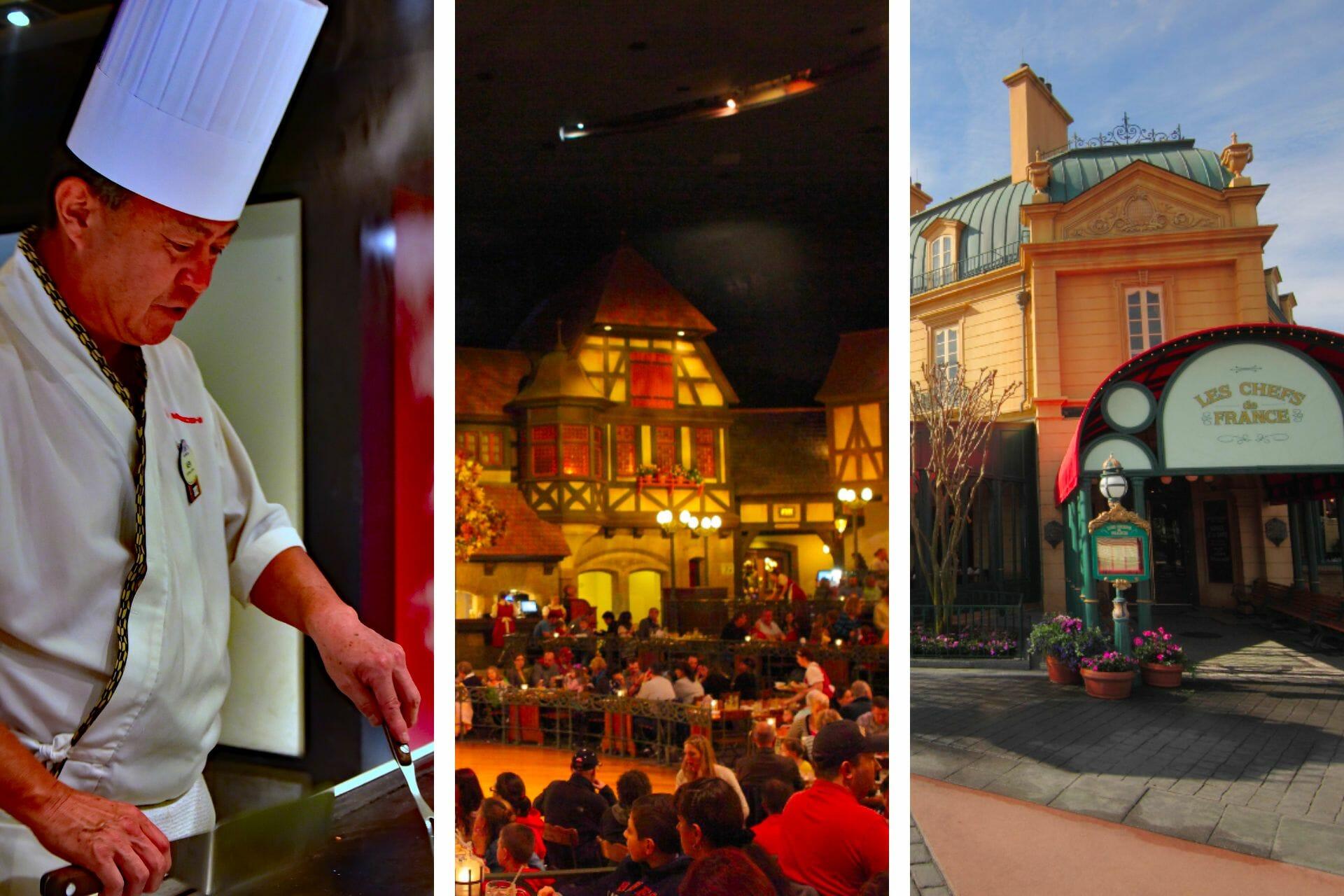 11 Best Epcot Restaurants (ranked honestly) via @allamericanatlas