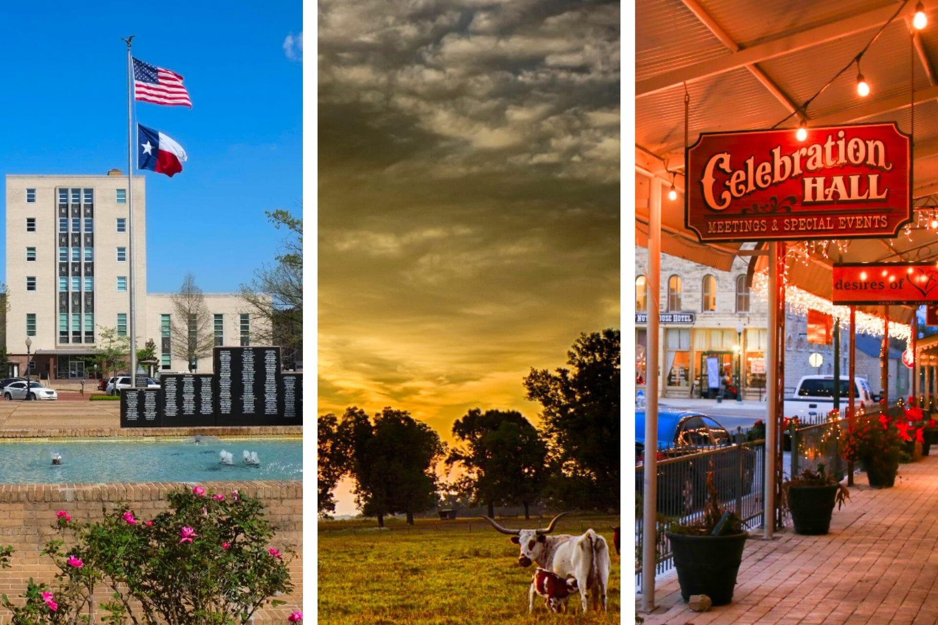 17+ Exciting Day Trips from Dallas, Texas (2021) via @allamericanatlas