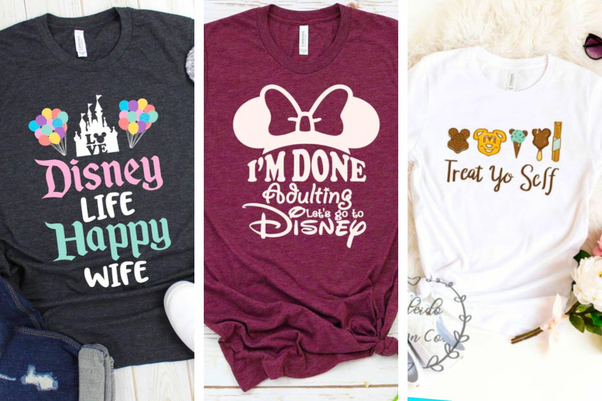 23+ Best Disney World Shirts to Wear to the Parks via @allamericanatlas