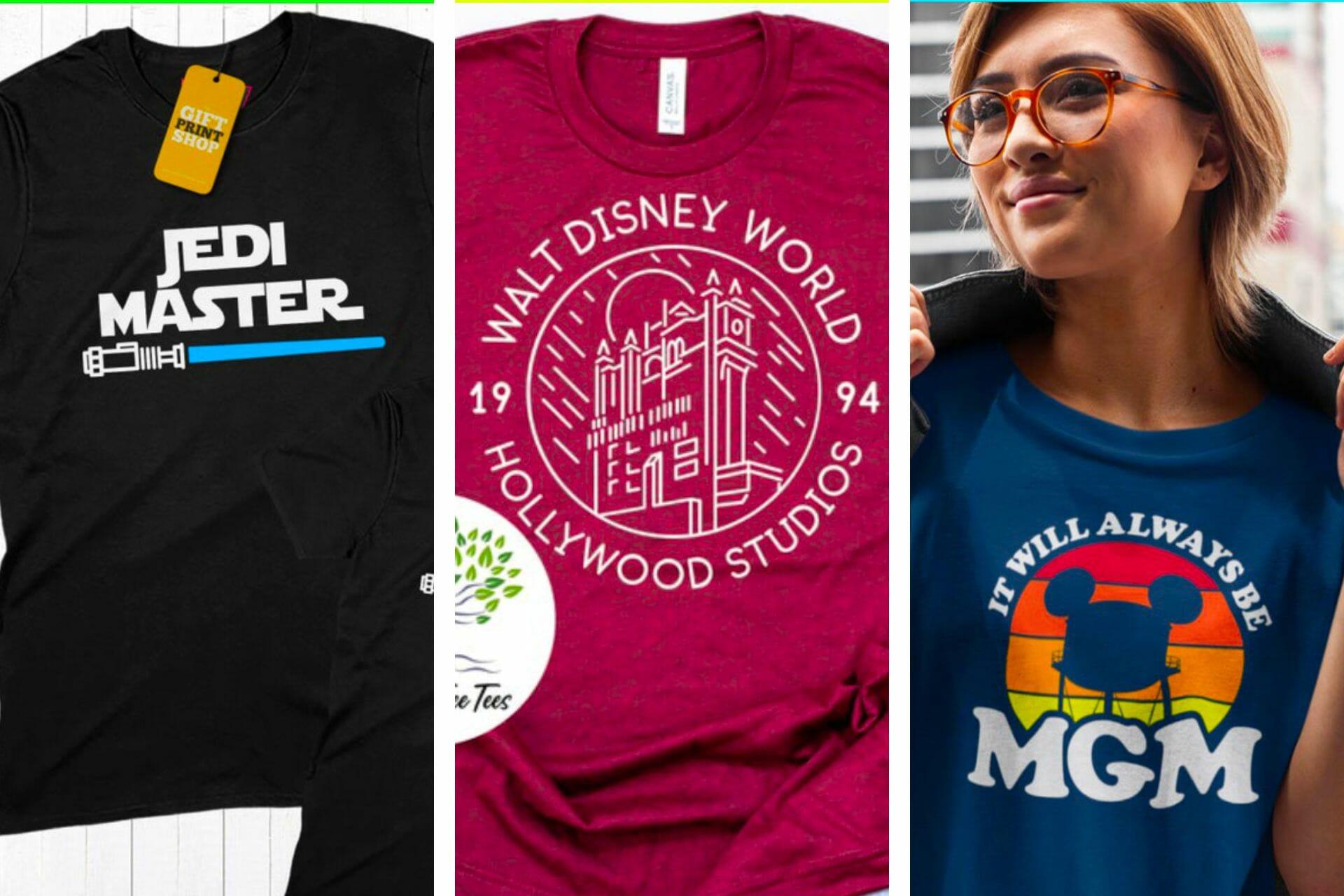 25+ Best Hollywood Studios Shirts for Disney Fans via @allamericanatlas