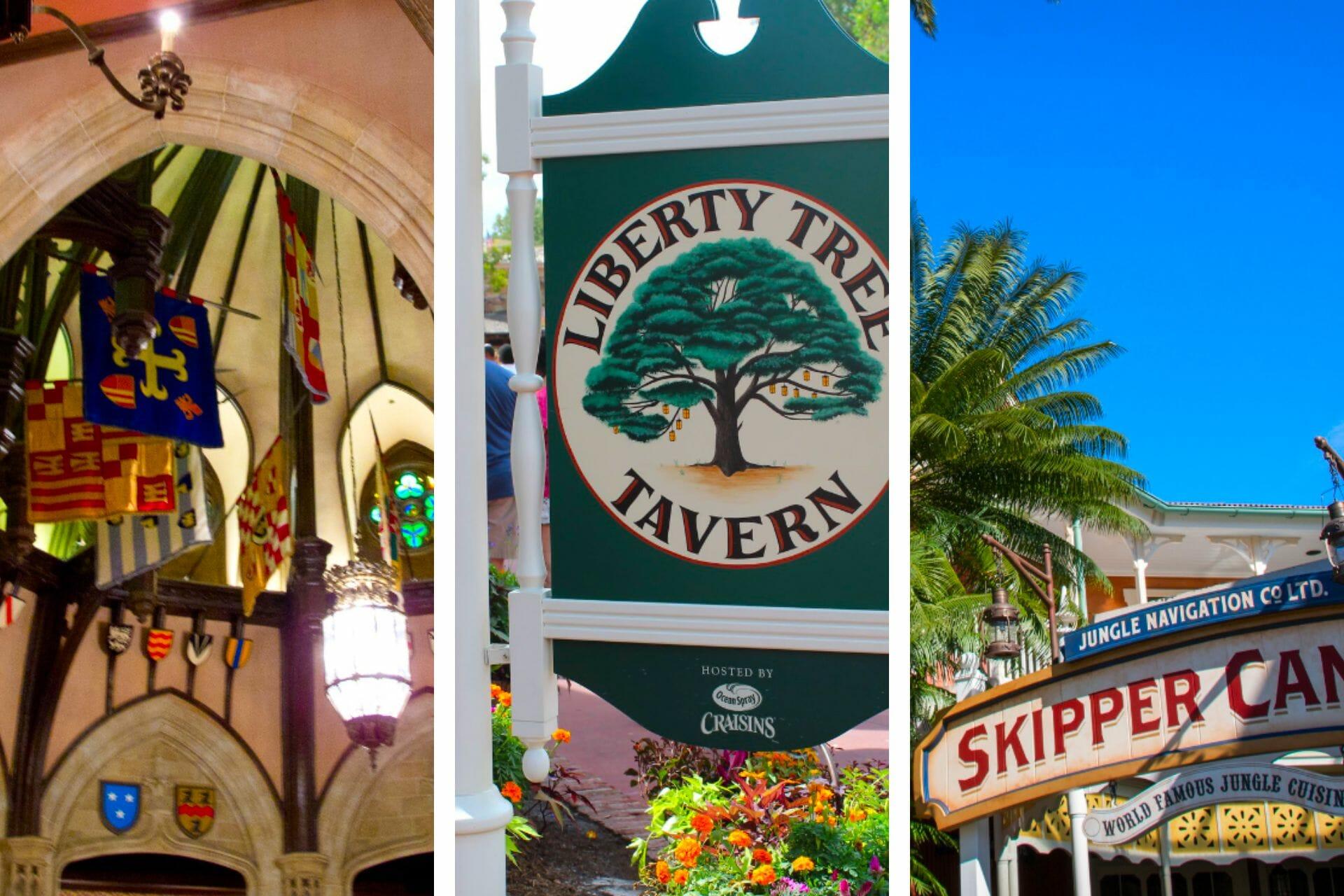 7 Best Magic Kingdom Restaurants (ranked honestly) via @allamericanatlas