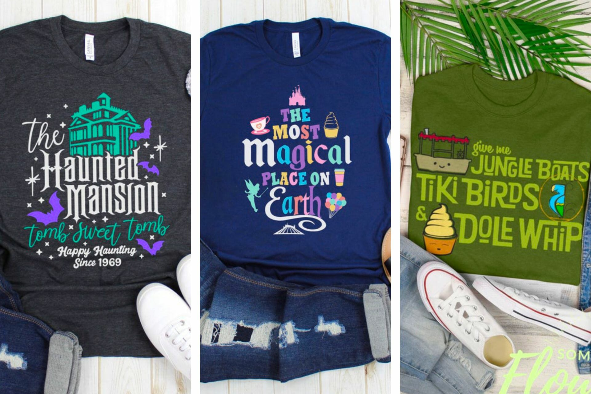 27+ Adorable Magic Kingdom Shirts for Disney Fans via @allamericanatlas