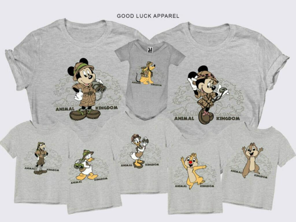 animal kingdom shirt