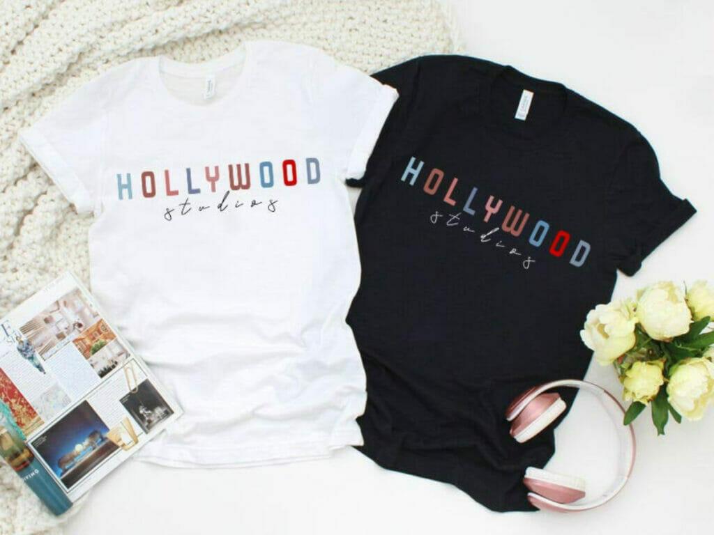 hollywood studios shirt